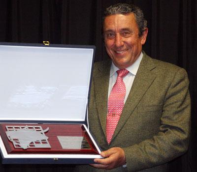 Tertulia con D. Fernando Cuadri