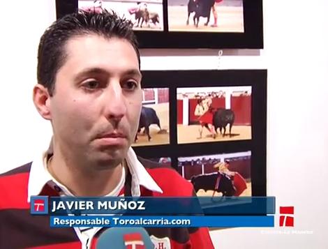 RTVCM en el 5º concurso de fotografía taurina