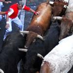 Quinto encierro de San Fermín