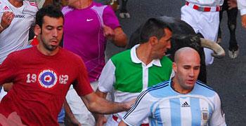 San Sebastián de los Reyes, encierro | 26-08-11