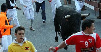 Guadalajara, primer encierro y capea | 13-09-12