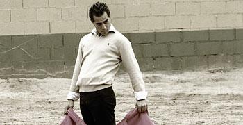 Iván Fandiño, tentadero | 22-12-2012