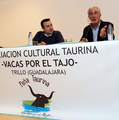 Antonio Herraiz y Javier Solano