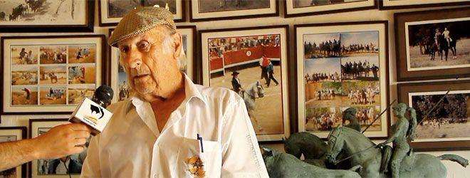 Don Pedro Sopeña, entrevista 2014