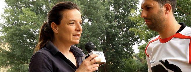 Sandra Sopeña, entrevista 2014
