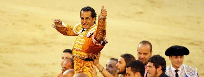 Ivan Fandiño ante su encerrona en Madrid