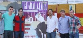 Concurso de  Recortadores de Guadalajara 2016, la presentación