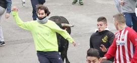 Encierro y capea en Valdemorillo | 04-02-17