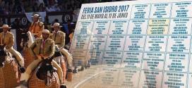 Carteles de la Feria de San Isidro 2017
