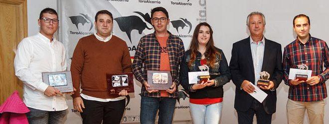 Mejor fotografía taurina de ToroAlcarria 2017