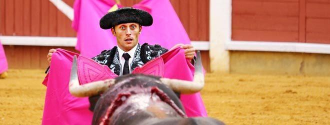 Corrida de toros mixta en Cuenca 2017