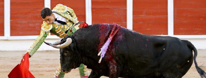 Corrida de toros en Guadalajara de Monte de la Ermita | 14-09-17