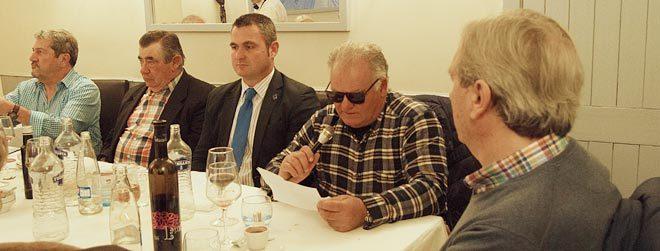 La Asociación El Toro de Madrid en el Cocido taurino de Guadalajara