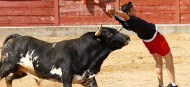 Encierro en Torrejoncillo del Rey 2018