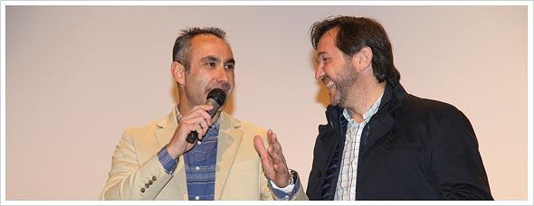 Jano y Cesar García
